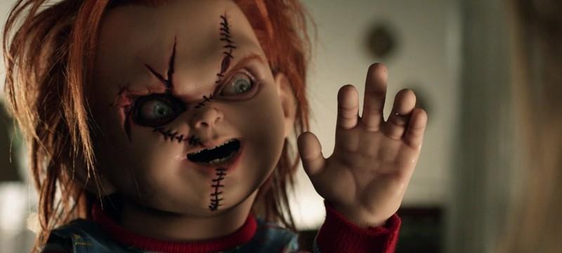 SyFy выпустит хоррор-сериал про одержимую куклу Чаки
