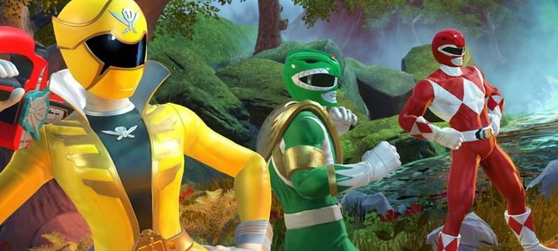 Геймплейный тизер файтинга Power Rangers: Battle for the Grid