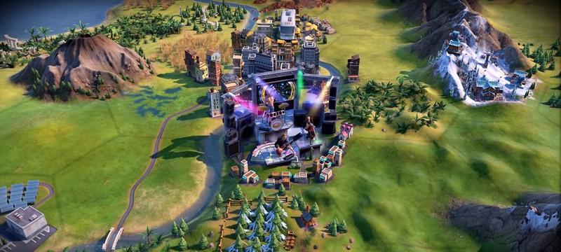 Нововведения Civilization VI: Gathering Storm в новом геймплейном трейлере