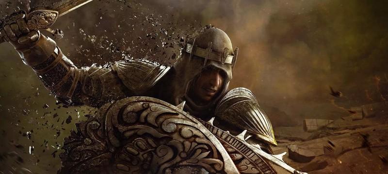"""Новый герой For Honor в геймплейном трейлере """"Темные приоры"""""""