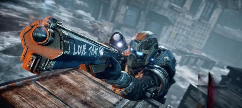 Слепой геймер освоил режим орды в Gears of War 4