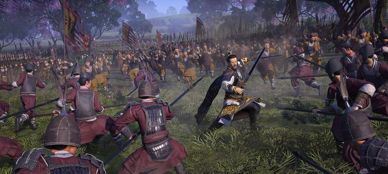 Пятнадцать минут геймплея Total War: Three Kingdoms с демонстрацией расширения империи