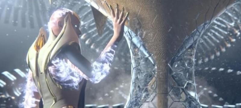 Kronika будет неиграбельным персонажем в Mortal Kombat 11