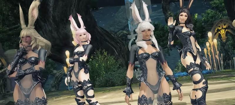 Девушки-кролики появятся в Final Fantasy 14 этим летом
