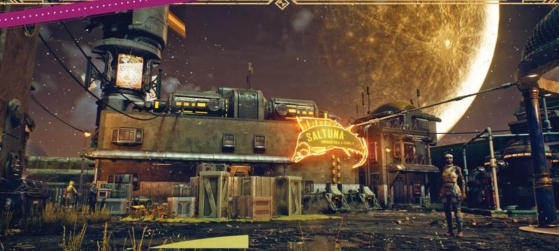 The Outer Worlds — тема мартовского номера Game Informer