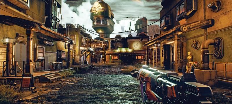 Подборка скриншотов The Outer Worlds из нового номера Gameinformer