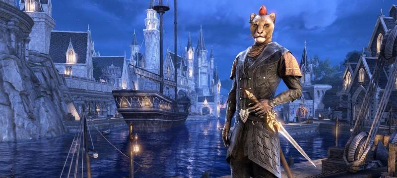 Каджиты и драконы в новом ролике дополнения Elsweyr для The Elder Scrolls Online