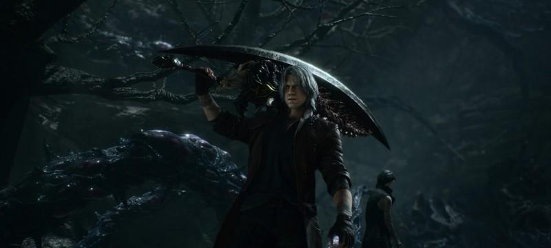 Capcom разрешила Хидеаки Ицуно сделать Dragon's Dogma 2, но он предпочел Devil May Cry 5
