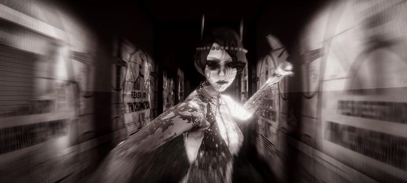 Новый сюжетный трейлер нуарного хоррора Dollhouse