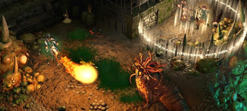 В марте начнется бета-тестирование Warhammer: Chaosbane