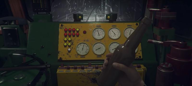 Первый трейлер симулятора русского машиниста Trans-Siberian Railway Simulator