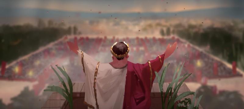 Создатели Stronghold анонсировали MMO-стратегию Romans: Age of Caesar