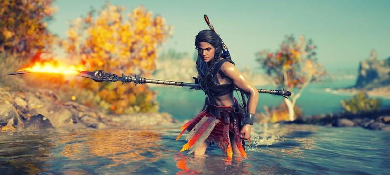Assassin's Creed Odyssey получит режим Новая игра+ в этом месяце