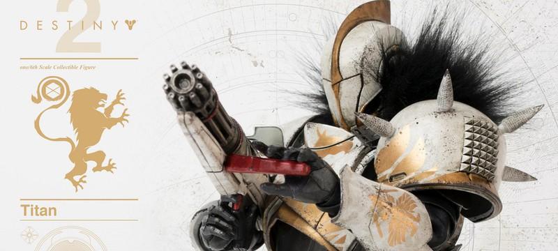 Детальные фигурки Титанов из Destiny 2 от компании 3A