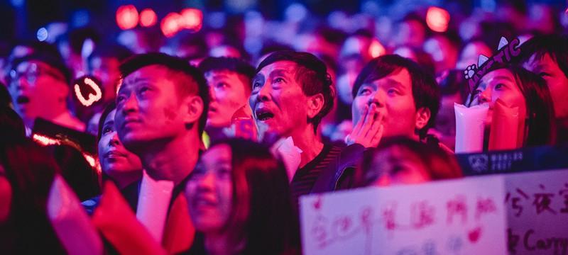 Киберспорт стал официальной профессией в Китае