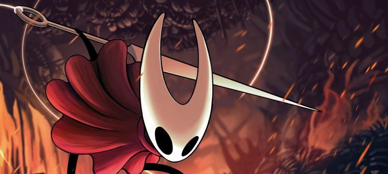 Разработчики Hollow Knight вместо DLC анонсировали полноценный сиквел Silksong