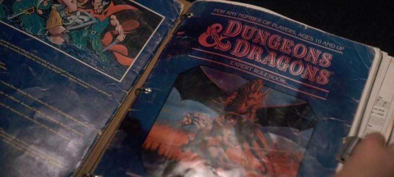 Настольная Dungeons & Dragons получила набор по мотивам Stranger Things