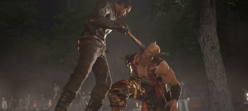 Namco Bandai объявила дату выхода DLC с Ниганом
