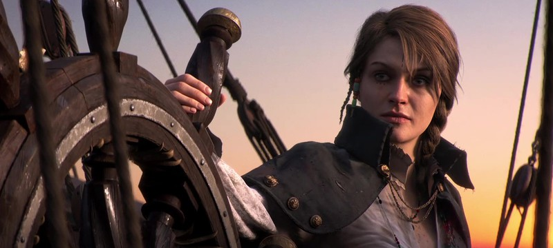 Ubisoft заказала сериал по пиратскому экшену Skull & Bones