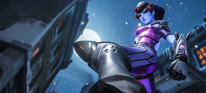 Blizzard тизерит что-то новое по Overwatch