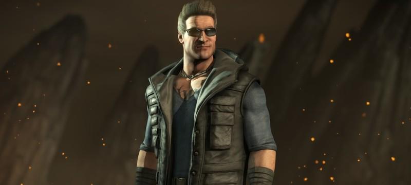 Эд Бун тизерит появление Джонни Кейджа в Mortal Kombat 11