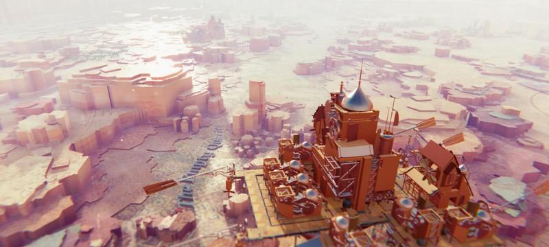 Воздушное королевство пустыни — дебютный трейлер Airborne Kingdom