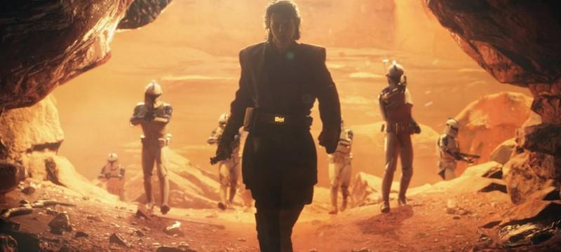 Энакин Скайуокер прибудет в Star Wars Battlefront 2 на следующей неделе