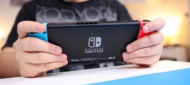 Операционную систему Android удалось запустить на Switch