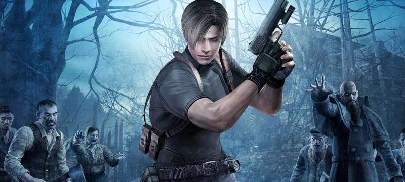 Resident Evil, Resident Evil 0 и Resident Evil 4 выйдут на Switch в мае