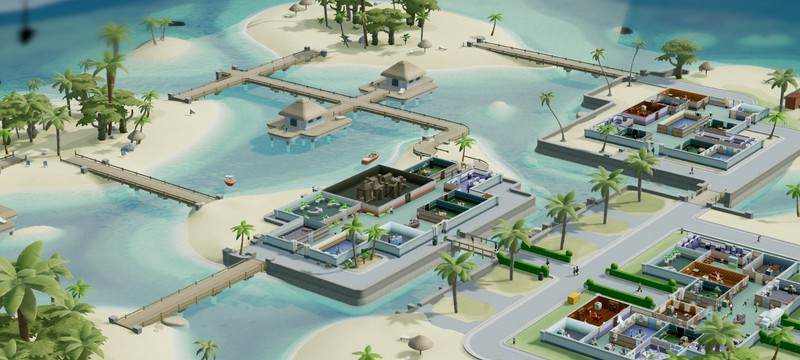 Анонсировано дополнение Pebberley Island для Two Point Hospital