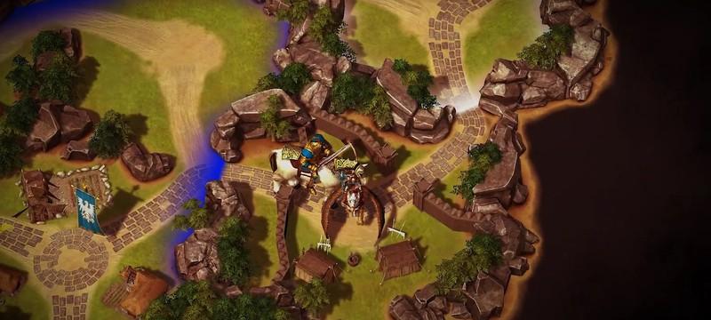 Анонсирована Spellforce - Heroes & Magic для Android и iOS