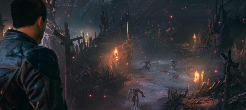 Демоны повсюду — 19 минут геймплея Devil's Hunt