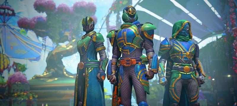 В Destiny 2 стартовал новый весенний ивент