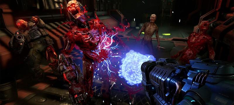 """В Doom Eternal не будет классического режима """"дезматч"""""""