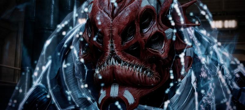 Мод Mass Effect 2 с видом от первого лица теперь работает в битвах