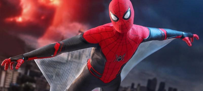 """Улучшенный костюм — Hot Toys выпустит еще одну фигурку по """"Человеку-пауку: Вдали от дома"""""""