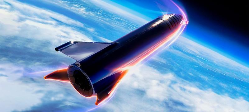 SpaceX планирует первый коммерческий запуск Starship на 2021 год