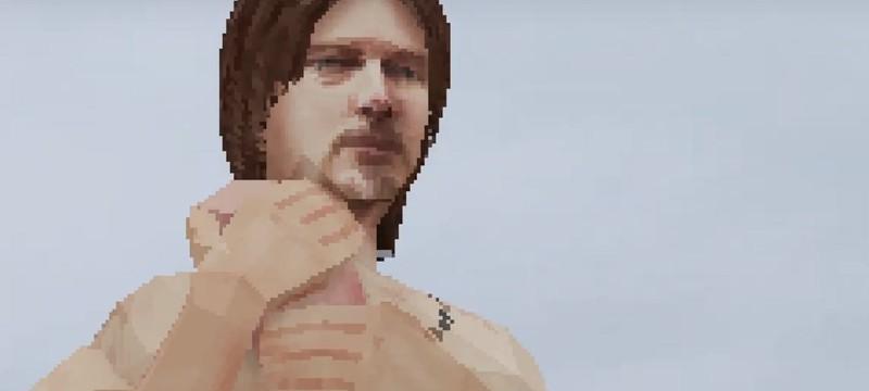 Трейлер Death Stranding в стиле игр для PS1