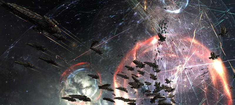 Игроки EVE Online готовы сломать экономику игры после вторжения NPC