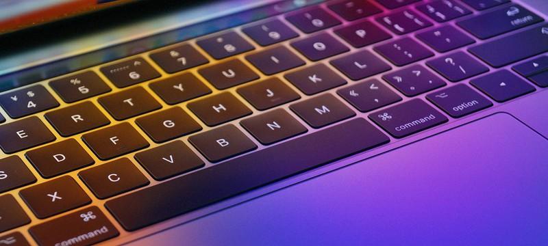 """СМИ: Apple откажется от клавиатуры с механизмом """"бабочка"""" в пользу """"ножниц"""" на MacBook"""