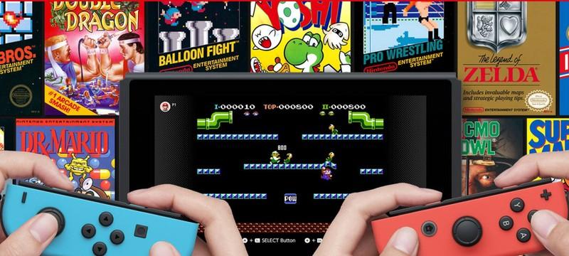 NES-игры на Switch получат функцию перемотки времени