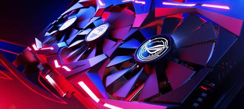 Разогнанные версии Radeon RX 5700 и 5700 XT от Asus появятся в сентябре
