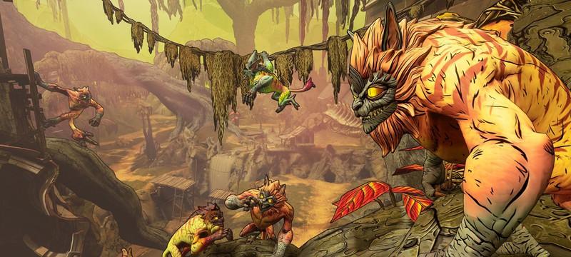 Животные с Эден-6 на новых скриншотах Borderlands 3