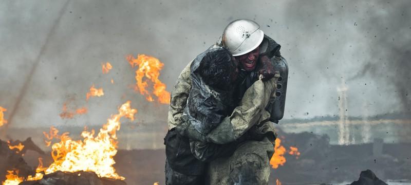 """Первые кадры драмы """"Когда падали аисты"""" про трагедию в Чернобыле"""