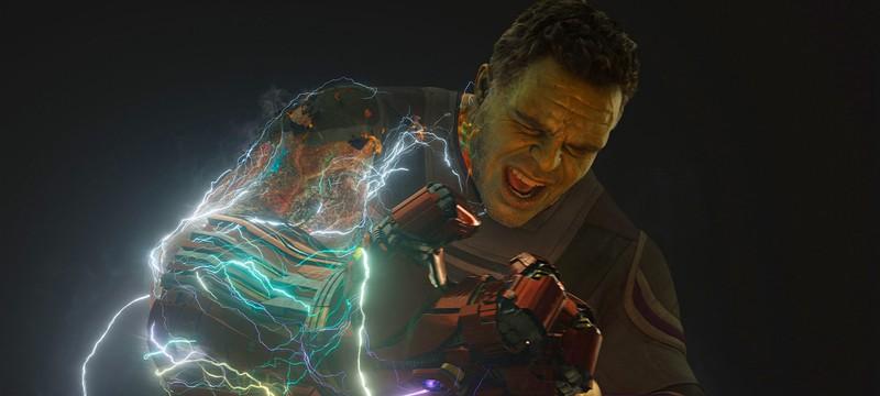 """Студия спецэффектов спрятала пасхалку в """"Мстители: Финал"""", которую никто не мог найти"""