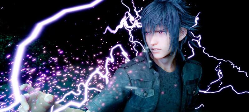 Final Fantasy XV разошлась миллионным тиражом в Steam