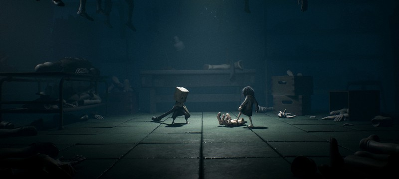 Gamescom 2019: Первые детали Little Nightmares 2