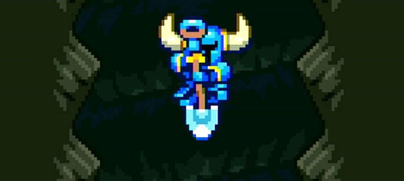 Путешествие по шахтам и схватка с боссом в геймплее Shovel Knight Dig