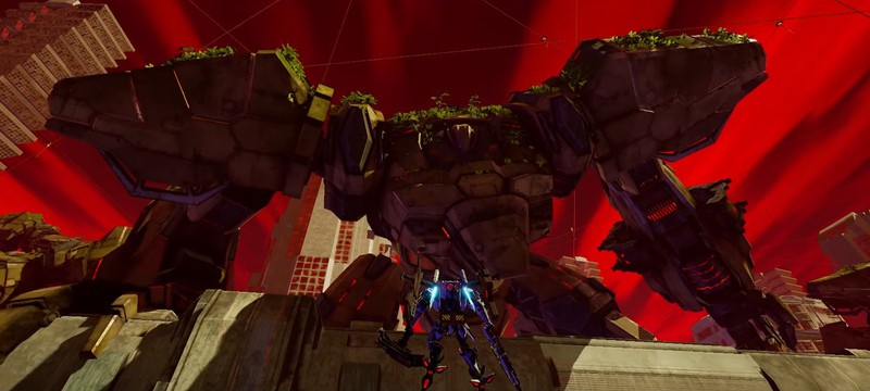 Сражения мехов в релизном трейлере Daemon X Machina