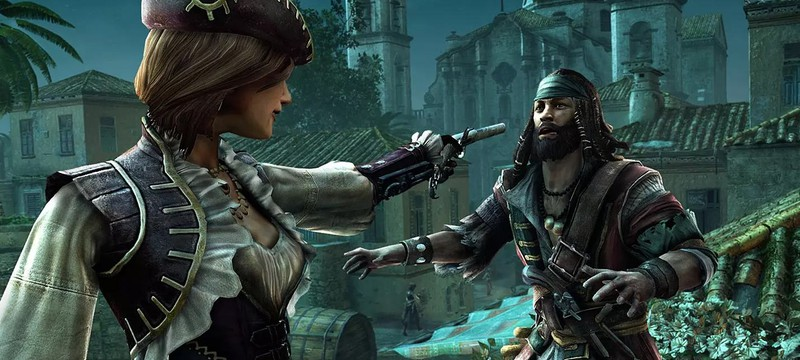Assassin's Creed IV: Black Flag и Rogue могут выйти на Nintendo Switch